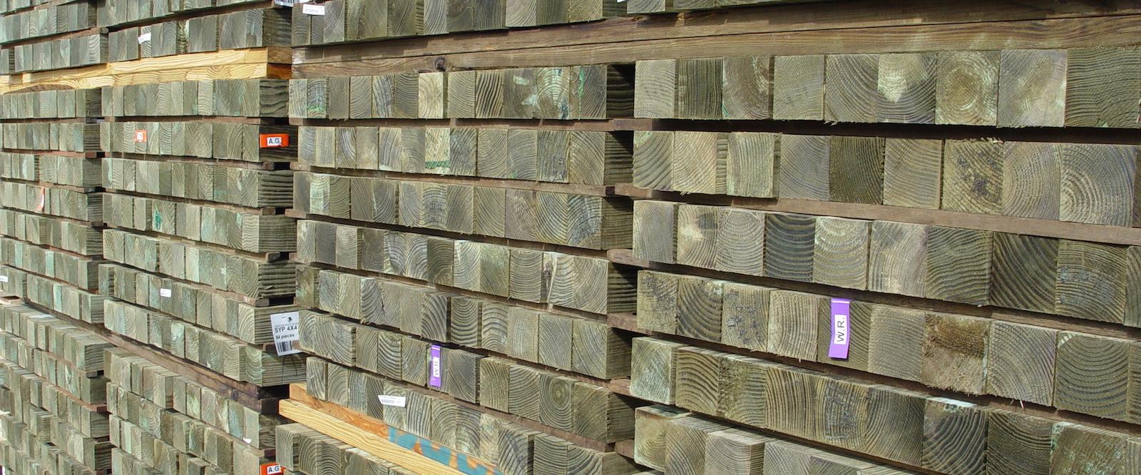 Pressure-Treated Lumber | Raised Floor Living Pro | Southern